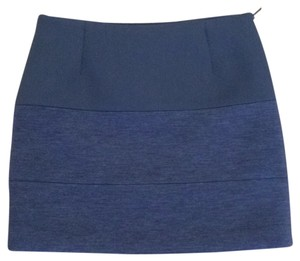 Brunello Cucinelli Mini Skirt CF156 - Charcoal
