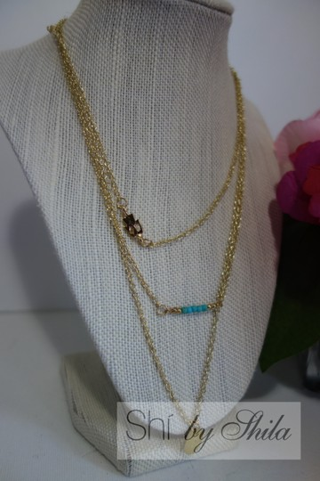 "Other ""Priya"" Multi Layered Necklace"