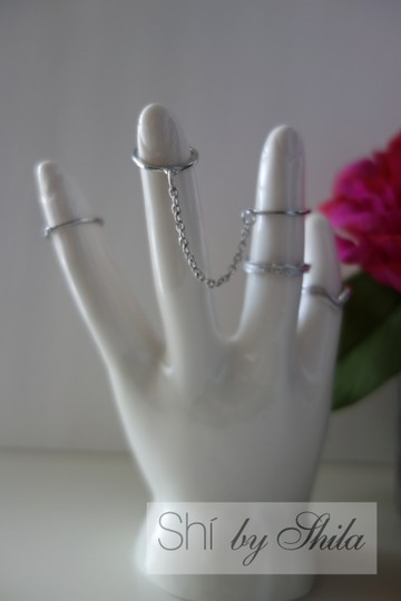 Other Silver Knuckle Rings Image 3