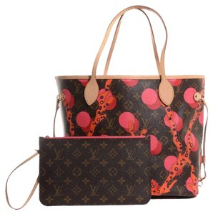 Louis Vuitton Monogram Limited Edition Tote in Multicolor