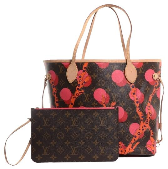 Louis Vuitton Monogram Limited Tote in Multicolor