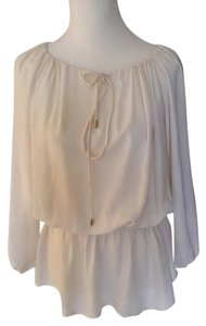 Michael Kors Top Ivory
