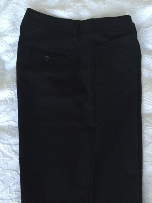 Express Boot Cut Pants Black Image 1
