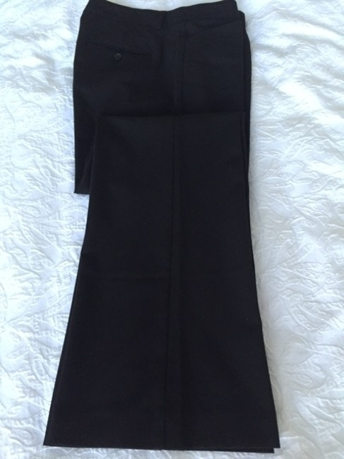 Express Boot Cut Pants Black Image 2