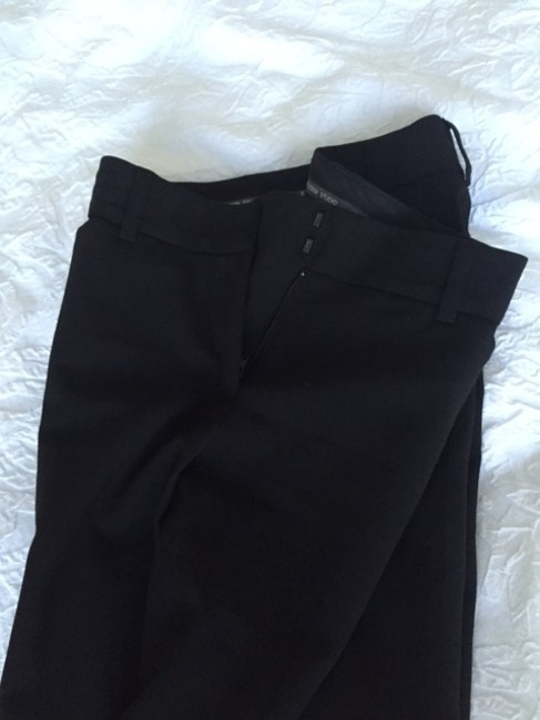 Express Boot Cut Pants Black Image 5