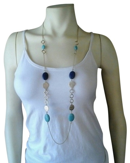 Other Turquoise Lapis Necklace