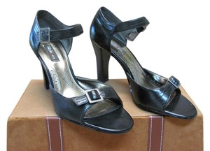 Style & Co Good Size 7.50 M Black Sandals
