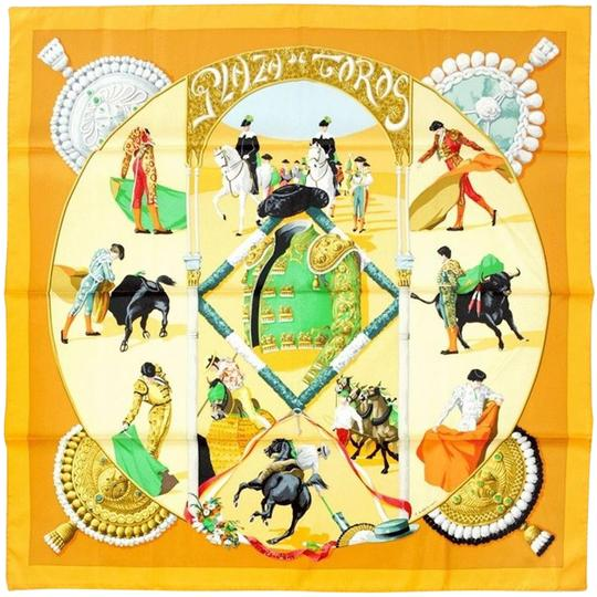 Hermès AUTHENTIC HERMES SCARF