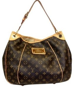 Louis Vuitton Artsy Alma Damier Azur Shoulder Bag
