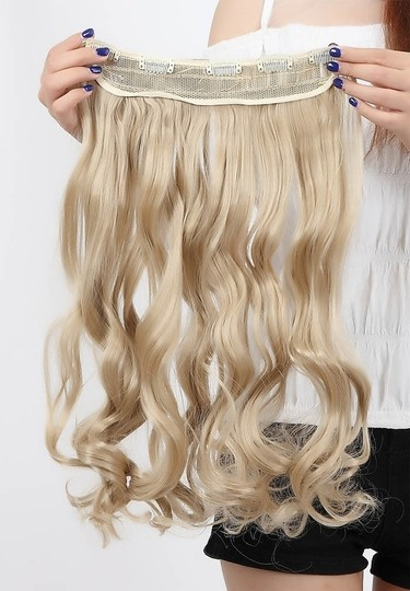 Preload https://item5.tradesy.com/images/ash-blonde-24-extension-hair-accessory-5848429-0-0.jpg?width=440&height=440