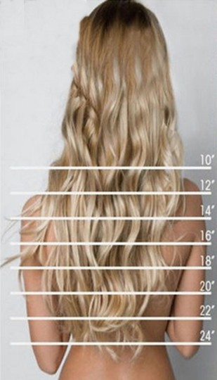"Ash Blonde 24"" Extension Hair Accessories"