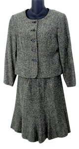 Talbots Two-Piece Tweed Skirt ensemble