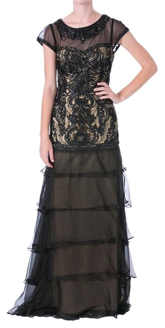 Preload https://img-static.tradesy.com/item/5848768/sue-wong-black-and-gold-illusion-embellished-formal-dress-size-4-s-0-0-650-650.jpg
