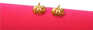 Other Pumpkin Pierced Earrings