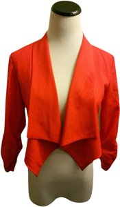 Wear Ever Red Blazer