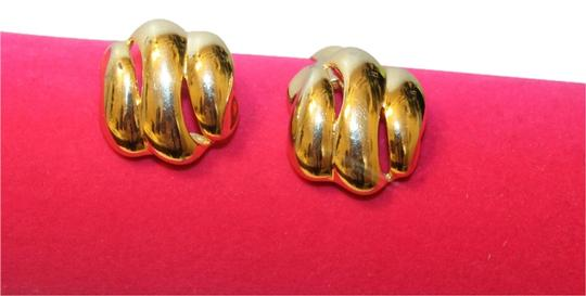 Other Gold Clip On Earrings