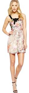 Love Culture short dress Floral on Tradesy