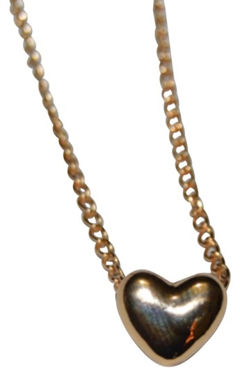 Other Golden Heart Fashion Necklace