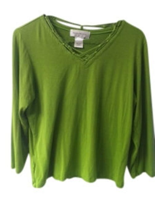 Susan Bristol Top Green
