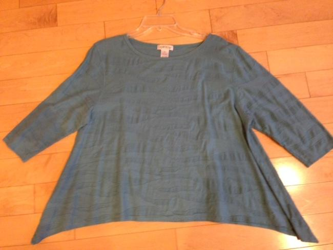 ORVIS T Shirt teal