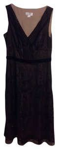 Ann Taylor LOFT Embroidered Beaded Dress