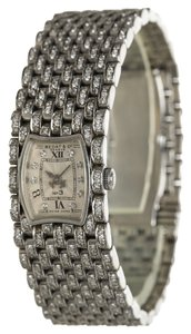 Bedat & Co Bedat & Co. Stainless Steel and Diamond Watch 308 (119374)
