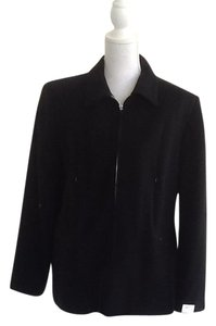 Harvé Benard Multi-use. Classic. Made In Usa Black Jacket