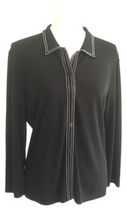 DKNY Button Down Shirt Black
