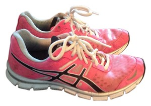 Asics Pink / Black / White Athletic