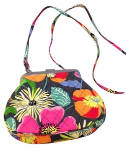 Vera Bradley Jazzy Bloom Cross Body Bag