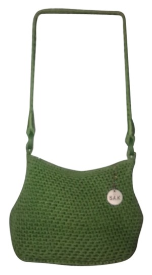 Preload https://item5.tradesy.com/images/saks-fifth-avenue-small-green-synthetic-crocheted-hobo-bag-5856754-0-0.jpg?width=440&height=440