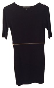 Topshop short dress Blac on Tradesy