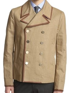 Valentino Mens Pea Coat