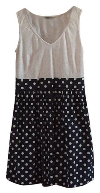 Tommy Hilfiger short dress Navy and white on Tradesy