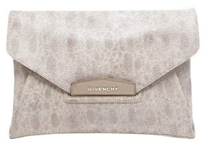 Givenchy Beige Clutch