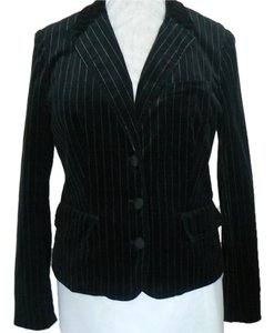 Tommy Hilfiger Black/White Stripes Blazer