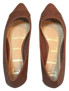 Elle Brown Flats