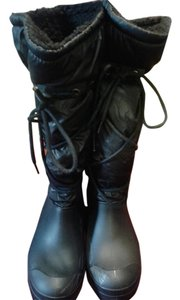 Winter Fall black Boots