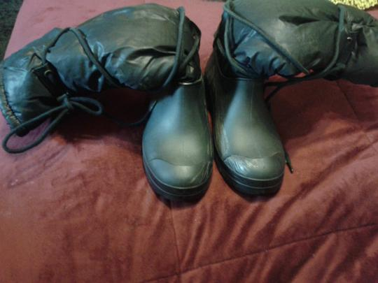 Other Winter Fall black Boots Image 1