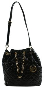 Michael Kors Embossed Quilted Diamond Shoulder Bag
