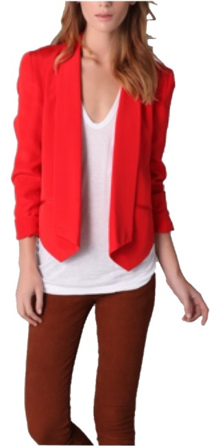 Item - Red Beckey Jacket Size 2 (XS)