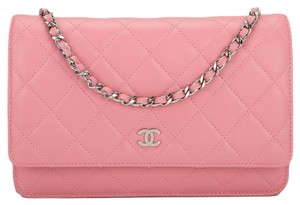 Chanel Cc Woc Wallet On Chain Cross Body Bag