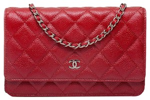 Chanel Cc Woc Cross Body Bag
