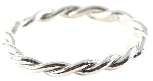 Ippolita Ippolita Sterling Silver Glamazon Twisty Bracelet.925 Large Size 3 Bangle New