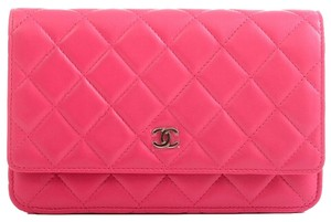 Chanel Cc Woc Clutch Cross Body Bag