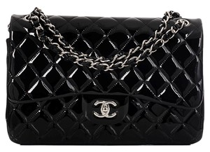 Chanel Cc Jumbo Flap Shoulder Bag