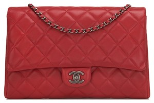 Chanel Clutch With Chain Flap Shoulder Bag