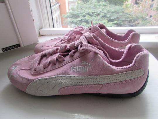 Puma Sneakers Some Traction On Bottom light pink Athletic