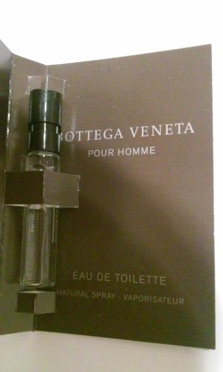 Bottega Veneta NEW Bottega Veneta Pour Homme Eau de Toilette EDT Fragrance Sample