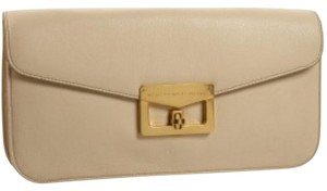 Marc by Marc Jacobs White White Bianca Envelope Envelope Ivory Clutch